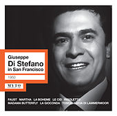 Giuseppe Di Stefano in San Francisco (Live) by Giuseppe Di Stefano