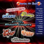 Lo Mejor de la Historia Grupera by Various Artists