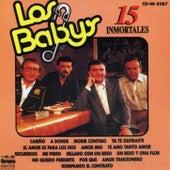 15 Inmortales by Los Babys