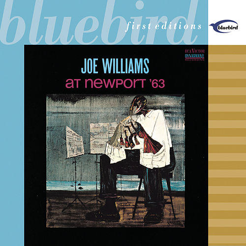 At Newport '63 by Joe Williams