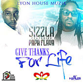 Give Thanks For Life - Single by Sizzla