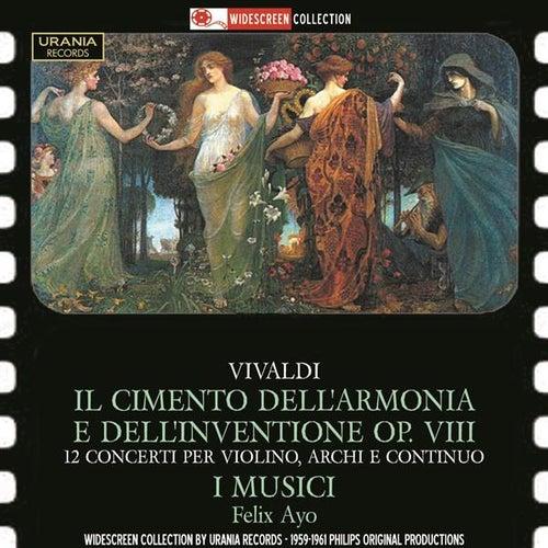 Vivaldi: 12 Concerti by Felix Ayo
