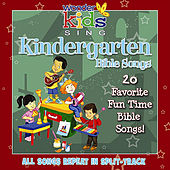 Kindergarten Bible Song Favorites by Wonder Kids