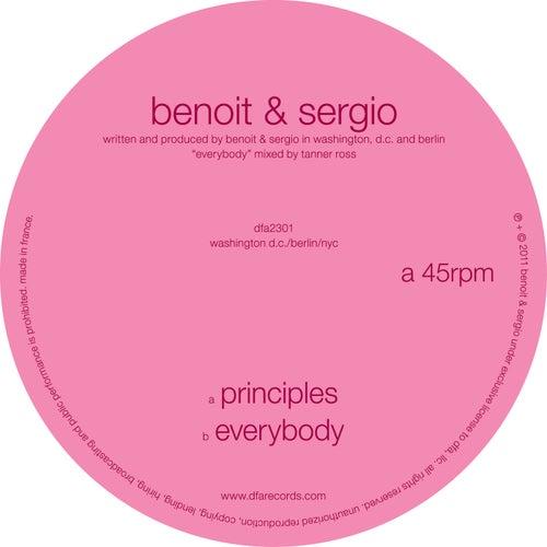 Principles / Everybody by Benoit & Sergio