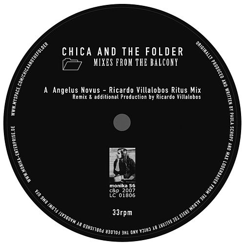 Mixes from the Balcony by Chica and the Folder