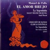 El Amor Brujo / Colección De Danzas Clásicas Españolas by Inés Gómez Carrillo