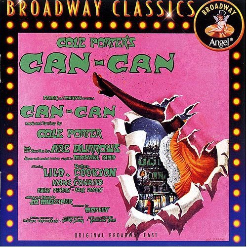 Can-Can [Original Broadway Cast] by Various Artists
