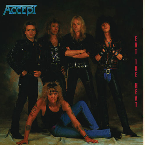 Eat The Heat von Accept