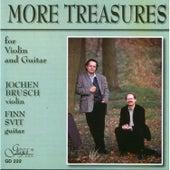 MORE TREASURES for Violin and Guitar by Finn Svit - guitar