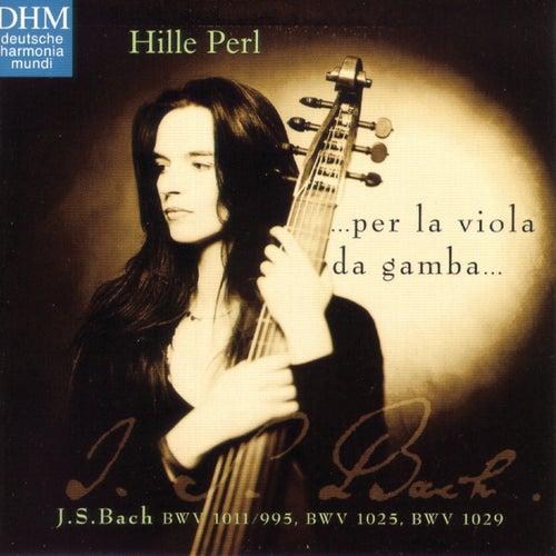 ...per la viola da gamba... by Hille Perl
