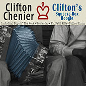 Clifton's Squeeze-Box Boogie von Clifton Chenier