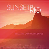 Sunset in Rio by Wayne Jones