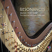 Resonances: Music for Harp by Marshall McGuire