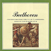 Beethoven - Concierto  para Piano y Orquesta No. 5 by Friedrich Gulda