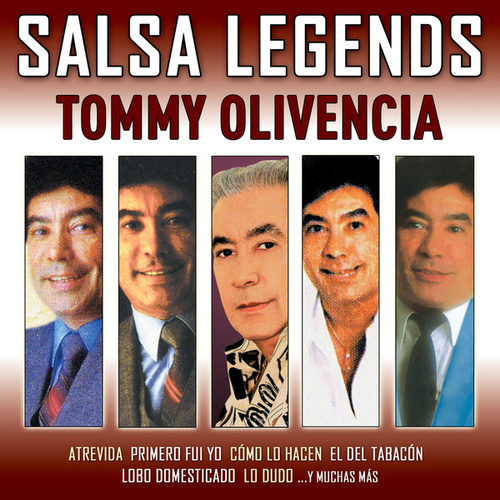 Salsa Legends by Tommy Olivencia