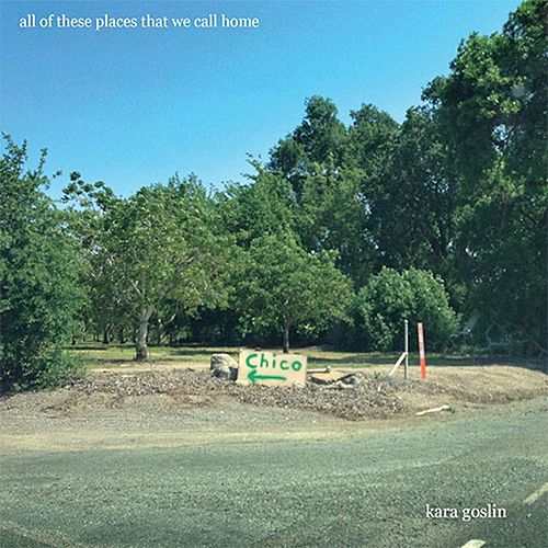 All of These Places That We Call Home by Kara Goslin