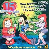 15 Rolitas de Amor, Vol. 9 by Various Artists