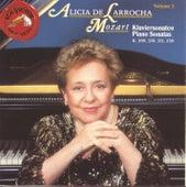Mozart Klaviersonaten: Piano Sonatas K309, 310, 311, 330 by Alicia De Larrocha