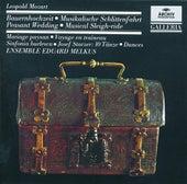 Mozart, L.: Peasant Wedding; Musical Sleigh-ride; Sinfonia burlesca / Starzer: 10 Dances by Ensemble Eduard Melkus