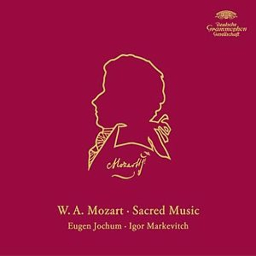 Mozart: Sacred Works by Various Artists
