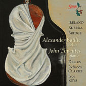 Twentieth-Century Sonatas for Cello and Piano by John Thwaites