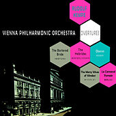 Overtures by Vienna Philharmonic Orchestra
