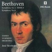 Beethoven: Symphony Nos. 3 & 8 by Sydney Symphony Orchestra