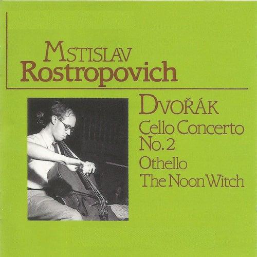 Dvořák - Cello Concerto No. 2 by Mstislav Rostropovich