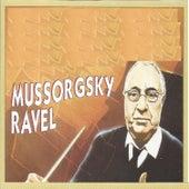 Mussorgsky - Ravel by Boston Symphony Orchestra