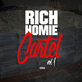 Rich Homie Cartel Vol 1 by Various Artists