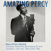 Amazing Percy von Percy Mayfield