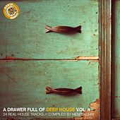 A Drawer Full of Deep House, Vol. 4 (24 Real House Tracks Compiled by Henri Kohn) by Various Artists
