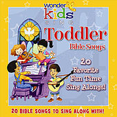 Toddler Bible Songs by Wonder Kids