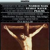Scarlatti, D.: Madrid Mass / Caldara: Stabat Mater / Monteverdi: Laudate Pueri / Lauda Ierusalem by Various Artists