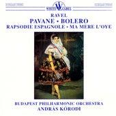 Ravel: Pavance - Bolero - Rapsodie Espagnole - Ma Mere L'oye by Budapest Philharmonic Orchestra