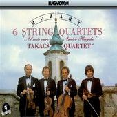 Mozart: 6 String Quartets Nos. 14-19,