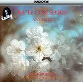 Mozart: Flute Concertos Nos. 1 and 2 / Andante in C Major by Bela Drahos