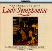 Scheidt: Ludi Musici / Symphonien / Tabulatura Nova (Excerpts) by Miklos Spanyi