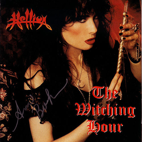 The Witching  Hour by Hellion