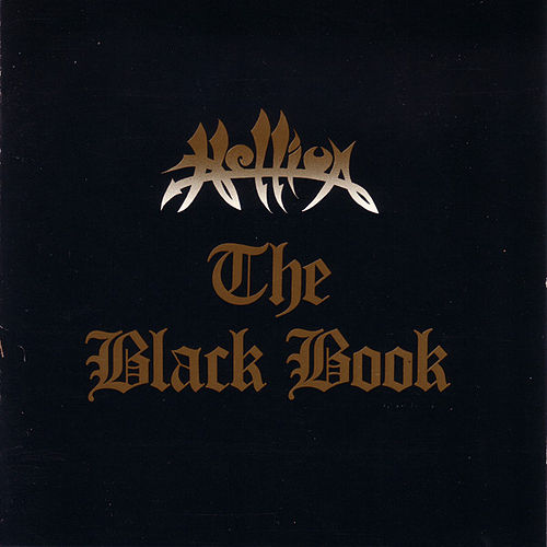 The Black Book by Hellion