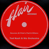 Session At Pete's Pad & Others by Ted Nash