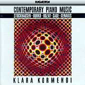 Stockhausen: Klavierstuck Ix / Cage: Sonatas and Interludes / Xenakis: Mists by Klara Kormendi