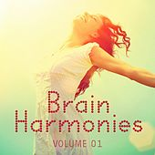 Brain Harmonies, Vol. 1 (A Diverse Selection for Your Concentration) by Concentration Music Ensemble