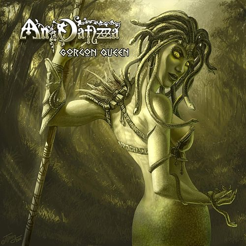 Gorgon Queen by An Danzza