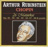 Arthur Rubinstein - Chopin by Arthur Rubinstein