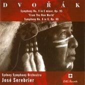 Dvorak: Symphony Nos. 9 & 8 by Sydney Symphony Orchestra