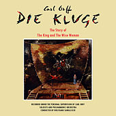 Orff: Die Kluge by Philharmonia Orchestra
