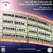 All Star Parade of Jazz and Blues Legends, Vol. 6 - The Guitars by Various Artists