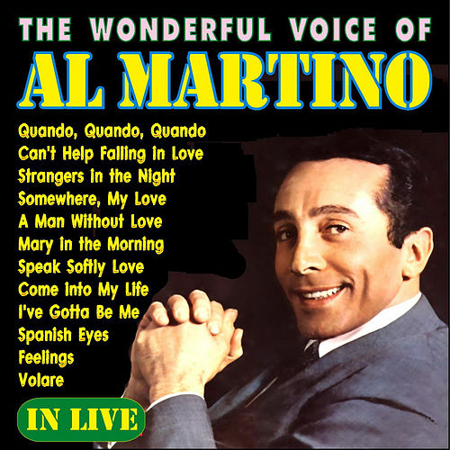 The Wonderful Voice by Al Martino