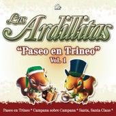 Las Ardillitas: Paseo en Trineo, Vol. 1 by Las Ardillitas